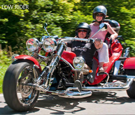 The Trike Guy - UK's No.1 Boom trike importer and supplier. LOW RIDER