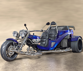 The Trike Guy - UK's No.1 Boom trike importer and supplier. LOW RIDER ADVANCE EDITION