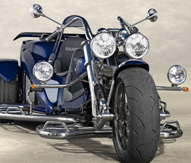 The Trike Guy - UK's No.1 trike importer and supplier