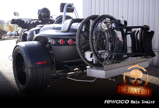 The Trike Guy - new Disabled Rewacos with an EasyDrive Automatic gearbox, leaving you easy handlebar gear shifting