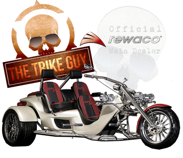 Every Trike we sell at The Trike Guy comes with a 3 month engine and gearbox warranty. For extra piece of mind you can opt for an extended warranty at a small extra charge