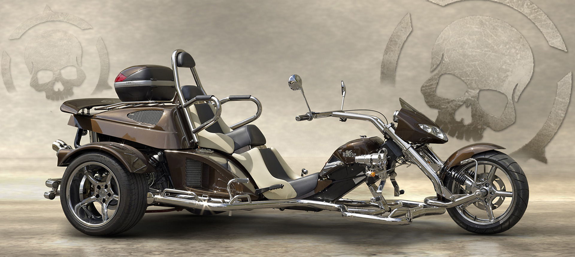 The Trike Guy - The UK's No 1 for New & Used Trikes & Official